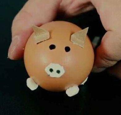 小猪创意亲子手工,一起来玩吧