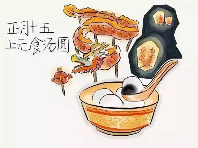 【春节习俗】您还知道几个?(正月初八至正月十五)图片