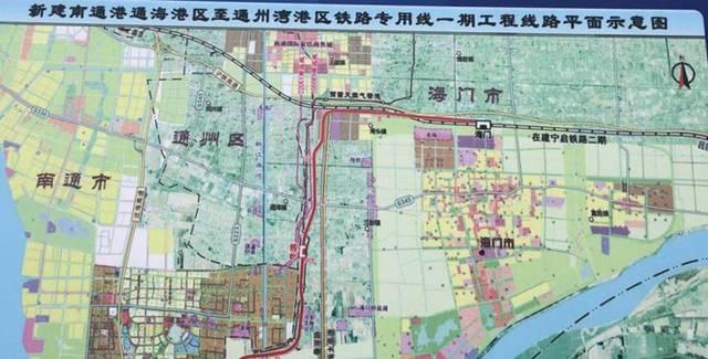 【重磅|南通西站综合交通枢纽今天开工!