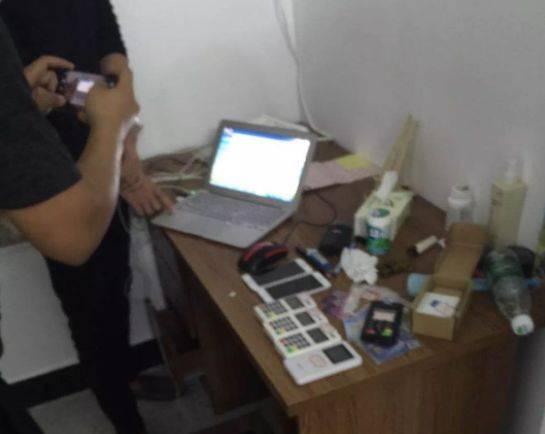 色淫视频网_2018年6月, 桂平警方发现辖区内 有人在网上传播 淫秽色情视频的链接