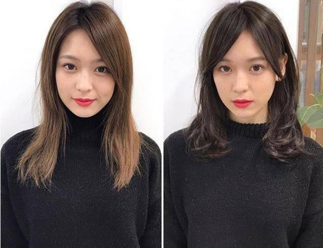 2019最新减龄发型图片,很多人都在剪,真的显脸小又好看图片