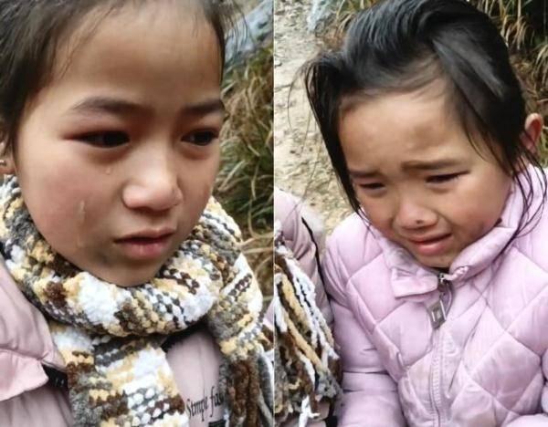 梦见女儿打工爸爸哭了