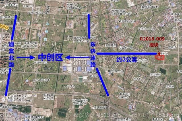 深思细究,中创区东扩的规划其实从如火如荼的南通轨道交通建设可探知