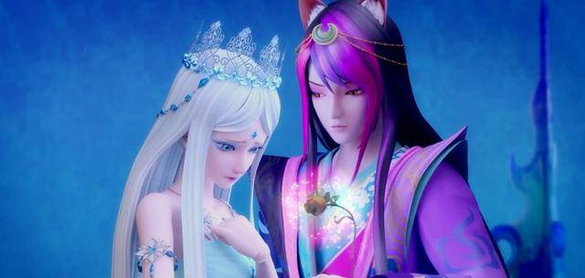 原创叶罗丽cp代表的含义是什么?冰公主和颜爵代表色彩,其他人呢图片