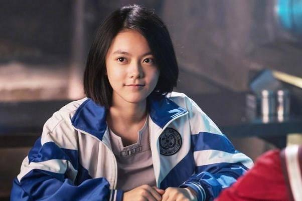 十六岁主演《流浪地球》的赵今麦,原来饰演过这么多优秀角色图片