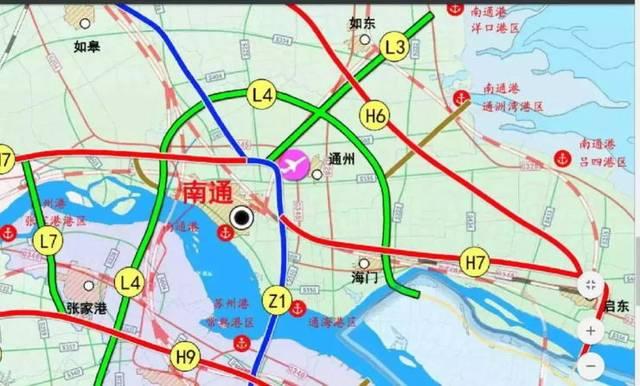 南通新机场最新进展!选址曝光!
