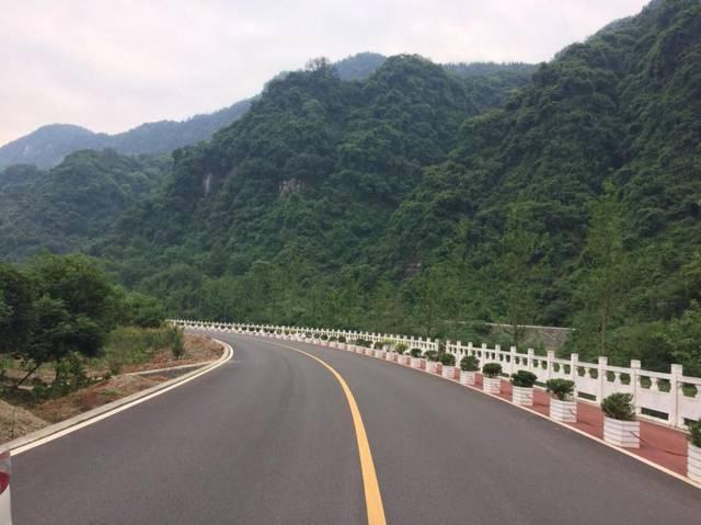 开工农村公路提档升级工程29个118公里图片