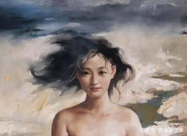 少女漏b艺术_周迅在少女时曾为艺术献身,画了多幅人体油画,出名后卖出千万