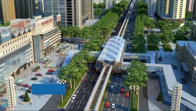2020年,邯郸这两条轻轨拟开建!