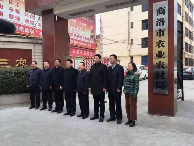 叶朝阳同志中共商洛市统计局党组书记职务.图片