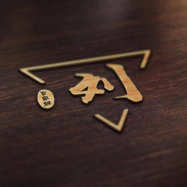 2019蔡字微信头像