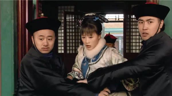 甄�执�:难怪流朱死后甄�执游刺峁�她,你看看她都做了什么?