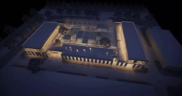 -新苏集团研发中心,无锡/上海米丈建筑装修公司设计师谈单图片