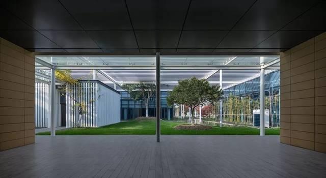 -新苏集团研发中心,无锡/上海米丈建筑cad效果图绘制装修怎么图片