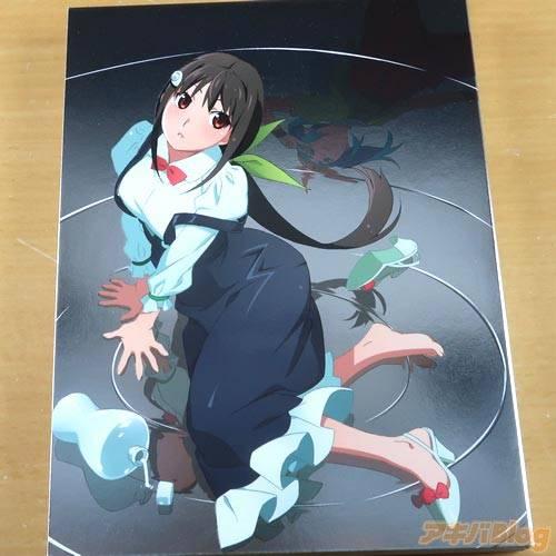《续·终物语 历反转》bd上卷发售