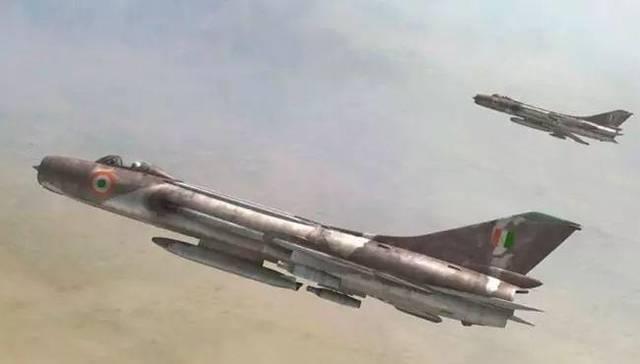 湿婆神起舞:第三次印巴战争中的孟加拉空战