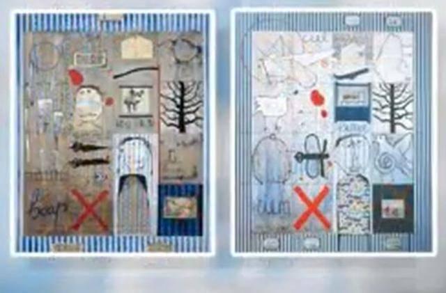 比利时画家自称被叶永青抄袭:抄了30年,画还卖得比我贵100倍图片