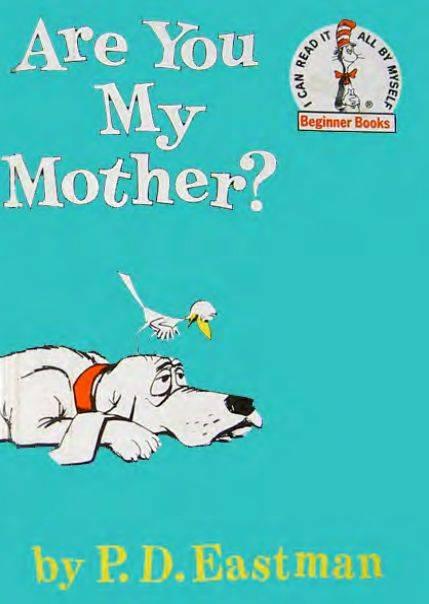 【绘本故事】are you my mother?-1