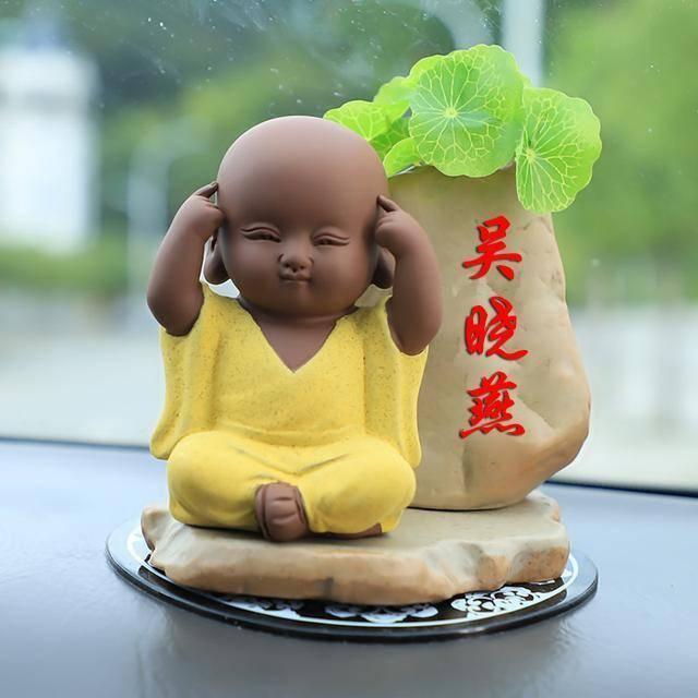 2019通灵禅机佛系高清微信姓氏头像,换个头像换个运气