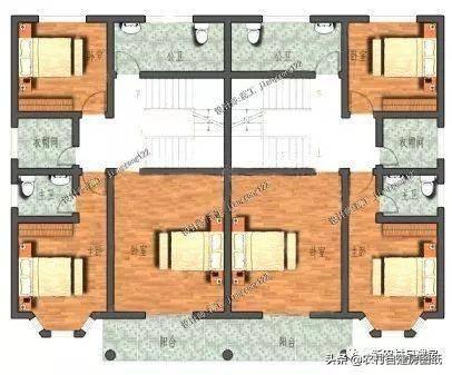 16乘8房屋设计图纸