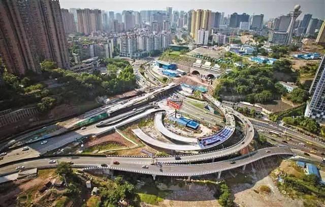 五台山立交至双山隧道段将于本月