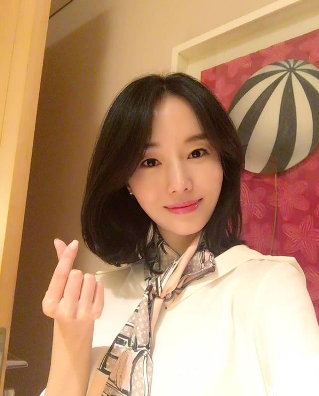 39岁李贞贤将结婚 网民直呼:嫁给了爱情!(3)