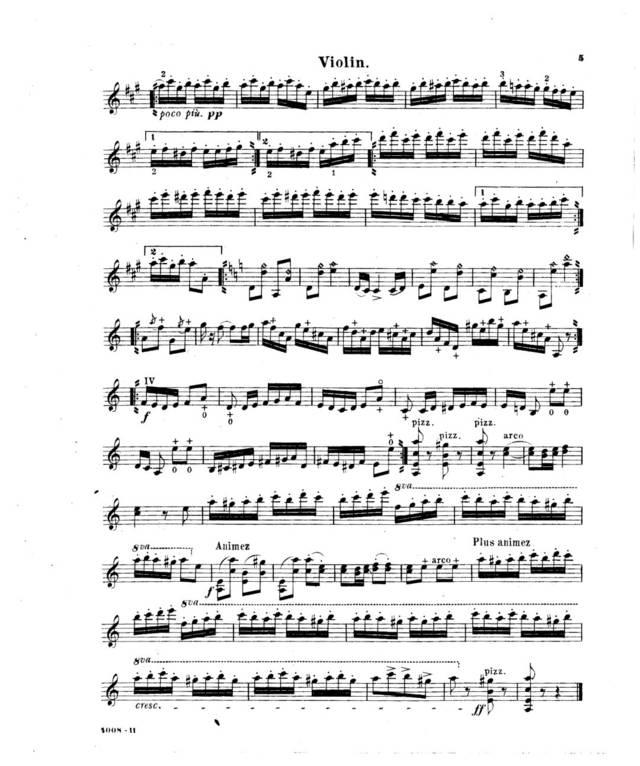 流浪者之歌小�9�-:,,_12岁so hyunko演奏《流浪者之歌》附小提琴谱