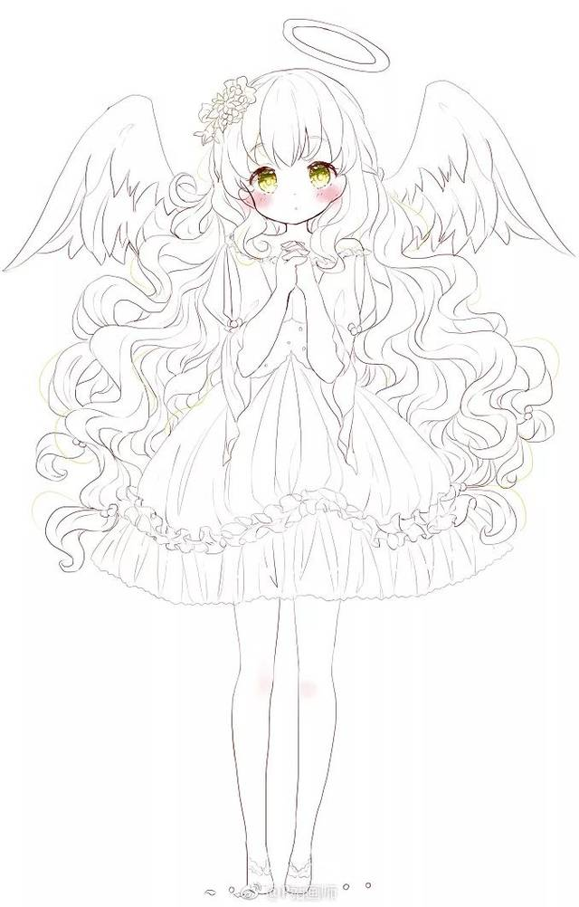 amagi_yoshihito,pid=68146863  ▼ 各种洛丽塔短裙长裙的素材参考图片