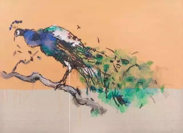 当代艺术家叶永青作品欣赏图片