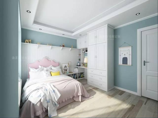 这18套卧室衣柜方案,收藏过万!(内含福利)图片