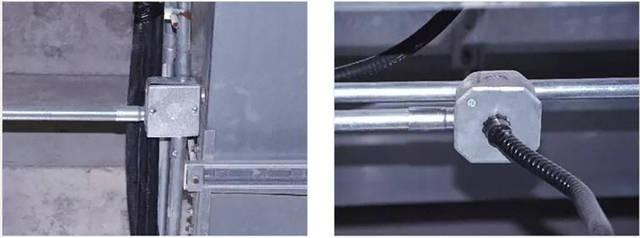 与sc管的连接方式不同, jdg管采取套接紧定式,连接方式是根据管件上