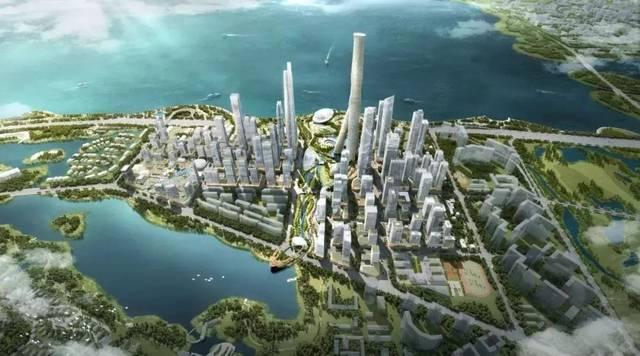 【竞赛结果】深超总城市设计优化国际咨询,获奖方案出炉图片