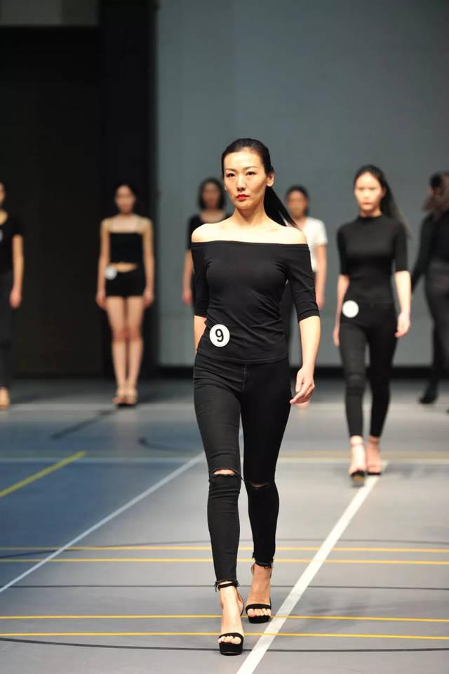 第26届中国模特大赛全国总决赛亚军
