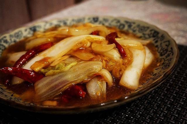 只要蚝油蛤蜊就就让素菜好吃到爆,这19道一味用醋泡图片