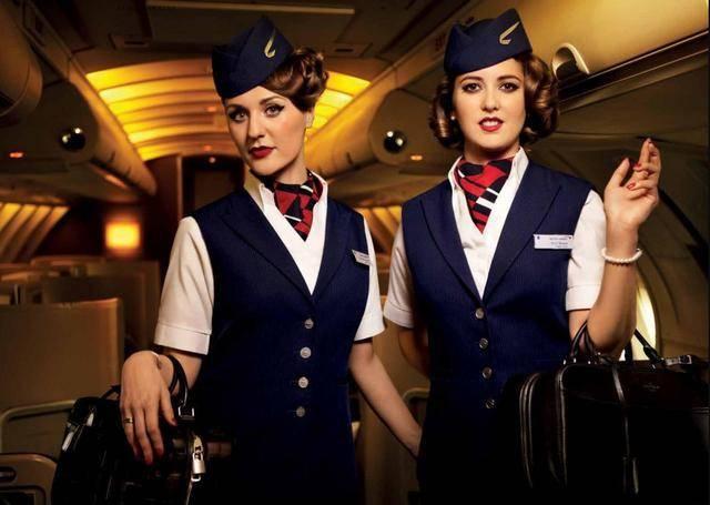 维珍航空公司大改革空姐可不再化妆?还可穿裤装?