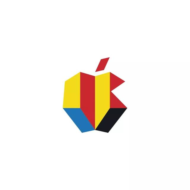 包豪斯100年,星巴克,苹果,宝马的logo都来致敬!图片