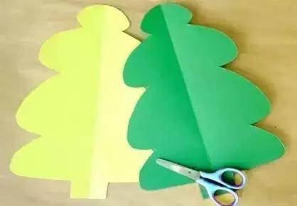 小小传承人:幼儿园环创植树节手工创意,带着孩子一起玩吧