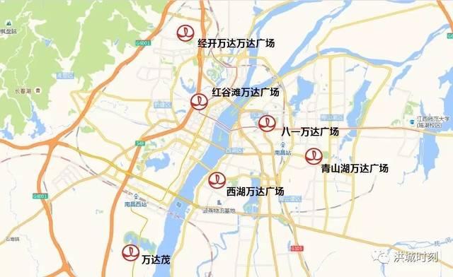 南昌经开区最新规划图
