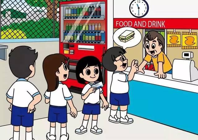 如此一来,漫画资质在经营者花瓶,食品安全方面都有了更好的v漫画.校园的超市图片