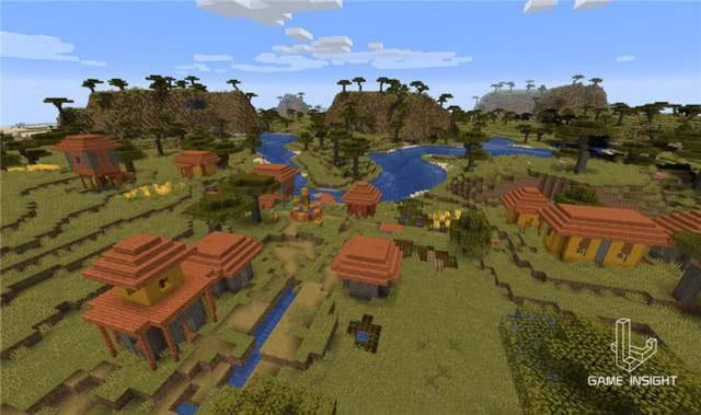 巨型村庄种子_14版6大新型村庄种子,抢先体验官方推荐的