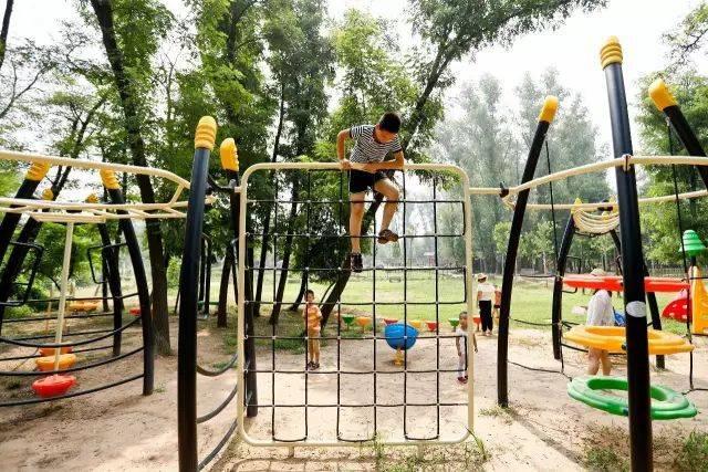 儿童探险乐园