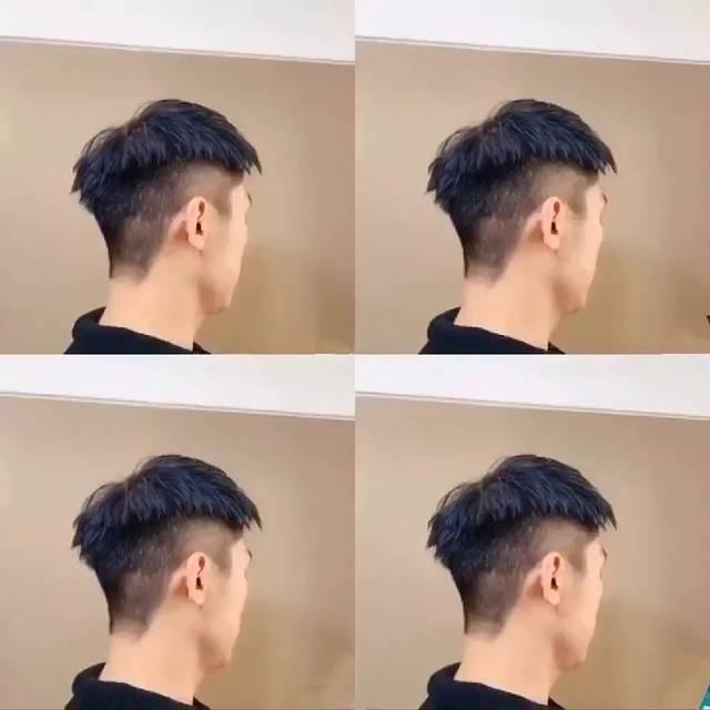 """网红小哥哥都在留的""""碎盖头""""发型,你留了吗?图片"""