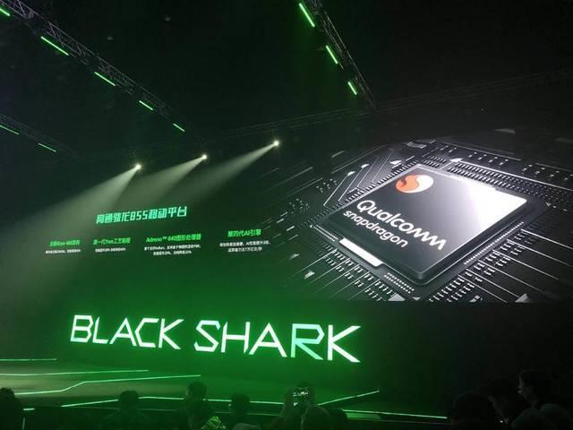 二代_小米在北京发布黑鲨游戏手机二代