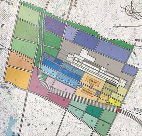 宝鸡(凤翔)空港新城概念性规划座谈会在