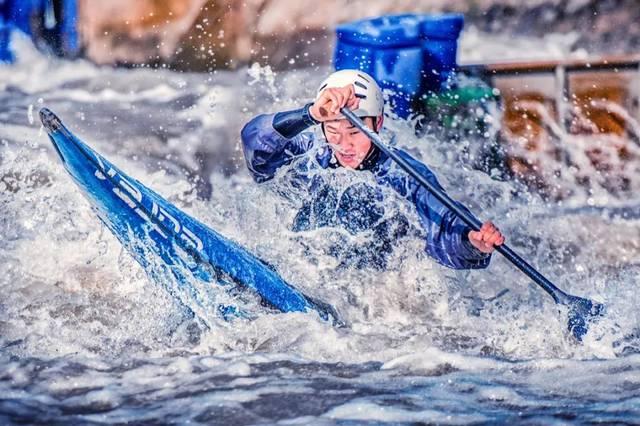 世界最高水平皮划艇比赛来啦!三