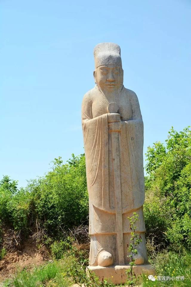莲载皇帝|观大唐古迹陵的前世今生征刀男远攻略图片