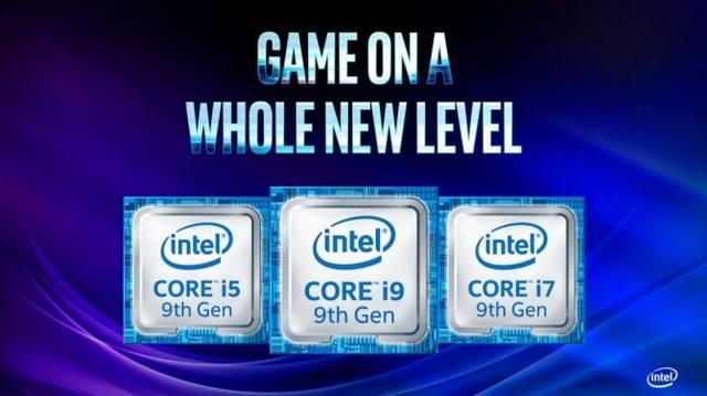 小�9i-9`�_intel 第9代笔记本cpu将在q2推出
