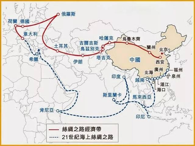 从大秦到意大利,古有丝绸之路,今能期待几何?图片