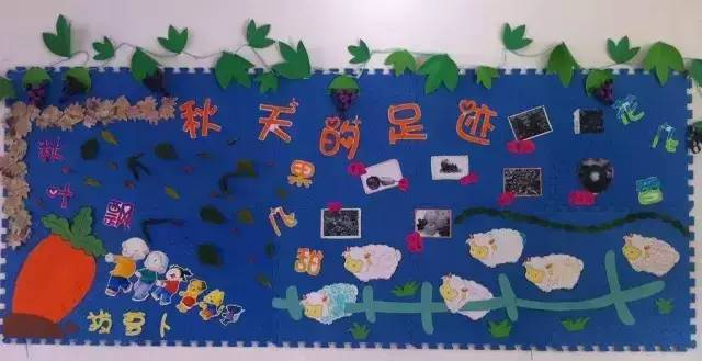 创意环创丨30种幼儿园主题墙布置,大中小都有哦( 收藏