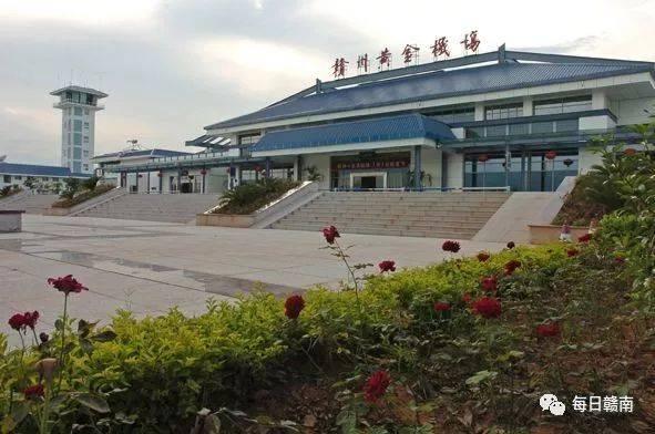 江西第二座国际机场来了,赣州预